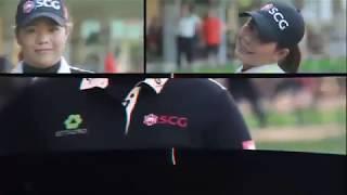 Mengatur Posisi Bola Putting dalam Golf bersama Moriya Ariya Jutanugarn SCG
