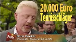Bares für Rares Boris Becker Tennisschläger 🏸 Betrug bei Bares und Rares