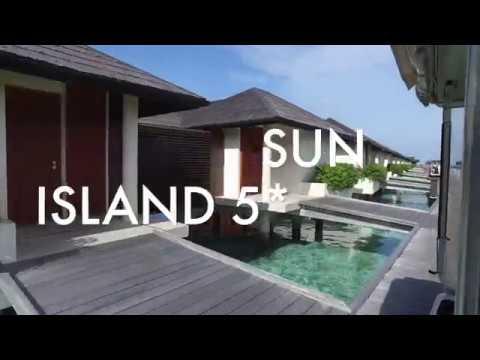 Отель SUN ISLAND 5* (Мальдивы) самый честный обзор от Ht.kz
