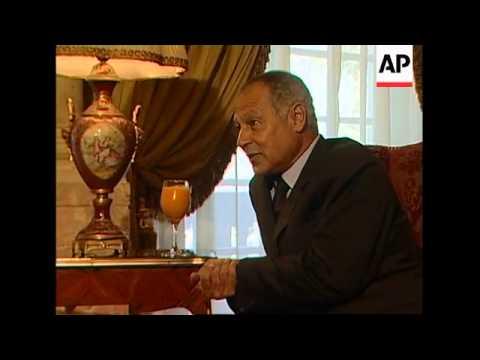 Egyptian FM meets UK Foreign Secretary