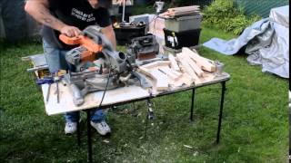 Summers Woodworking's 2x4 Competition 2014