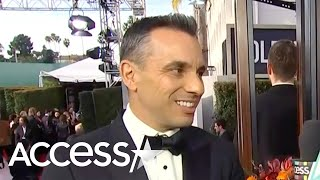 Sebastian Maniscalco Admits He Was A Waiter For Nicole Kidman While Working At The Four Seasons