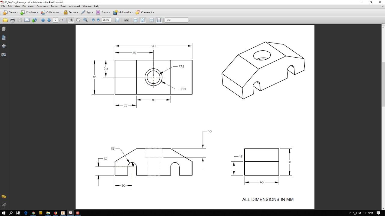 Toy Car Body Basic Design Tutorial