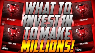 WHAT YOU NEED TO INVEST IN TO MAKE MILLIONS!-Madden Mobile 17