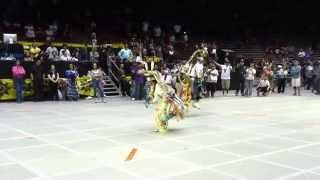 Trae Little Sky in the Finals @ Gathering Of Nations 2012