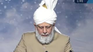 Arabic Translation: Address to Ladies by Hazrat Mirza Masroor Ahmad - Jalsa Salana Australia 2013