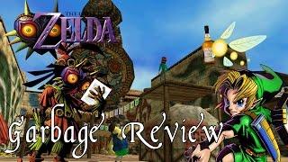 A Ridiculous Recap/Review Of The Legend Zelda Majoras Mask