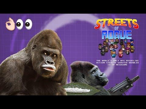 Streets of Rogue | THE MEMESTREAM | Stream Four Star
