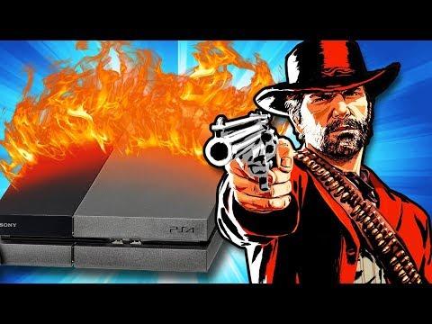 5 GAMES QUE FRITAM O PS4!