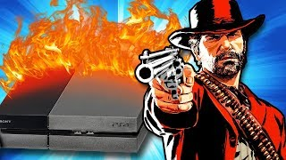 5 GAMES QUE FRITAM O PS4!