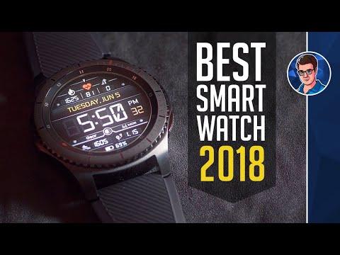 Gear S3 Frontier - The Best Smartwatch of 2018?