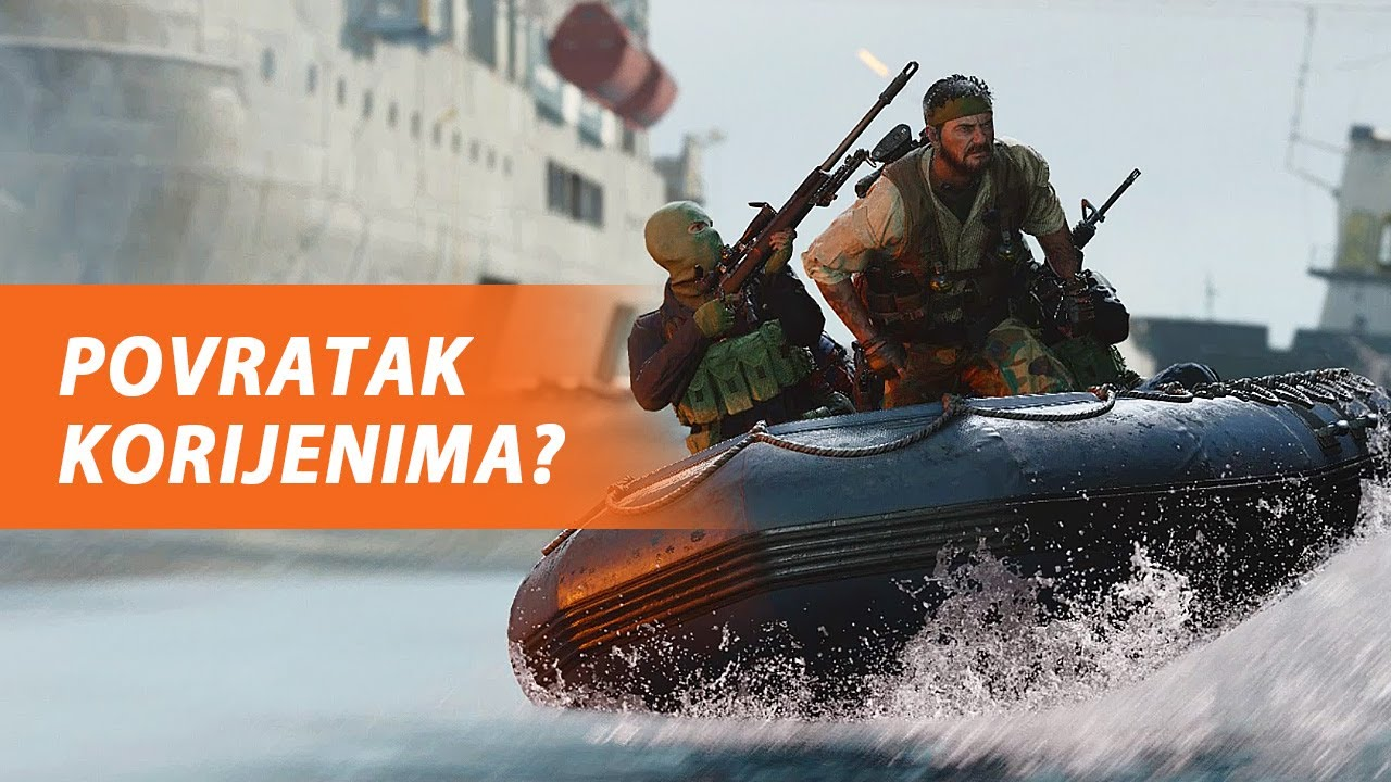 IGRAMO NOVI CALL OF DUTY - Call of Duty: Black Ops Cold War (beta)
