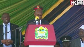 Rais Magufuli Kapandisha Mishahara? Tazama Majibu Yake Kwenye …