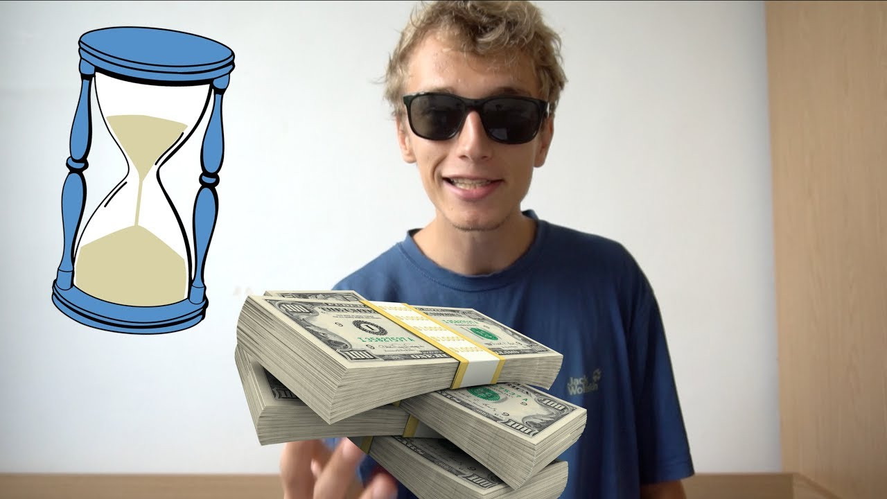 dați o idee despre cum să faceți bani