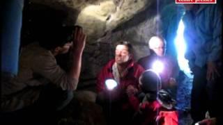Colombiers: visite dans les souterrains