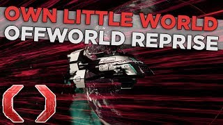 Celldweller - Own Little World (Offworld Reprise) [Official Visualizer]