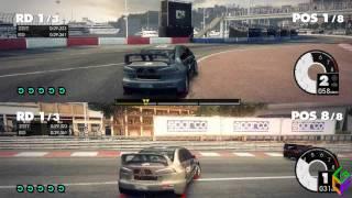 DiRT 3 | #10 - Splitscreen Rallycross - PC Gameplay | HD