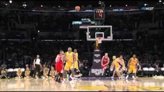 Lakers Vs Clippers March 25 2011