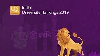 Meet India's Top 10 Universities 2019