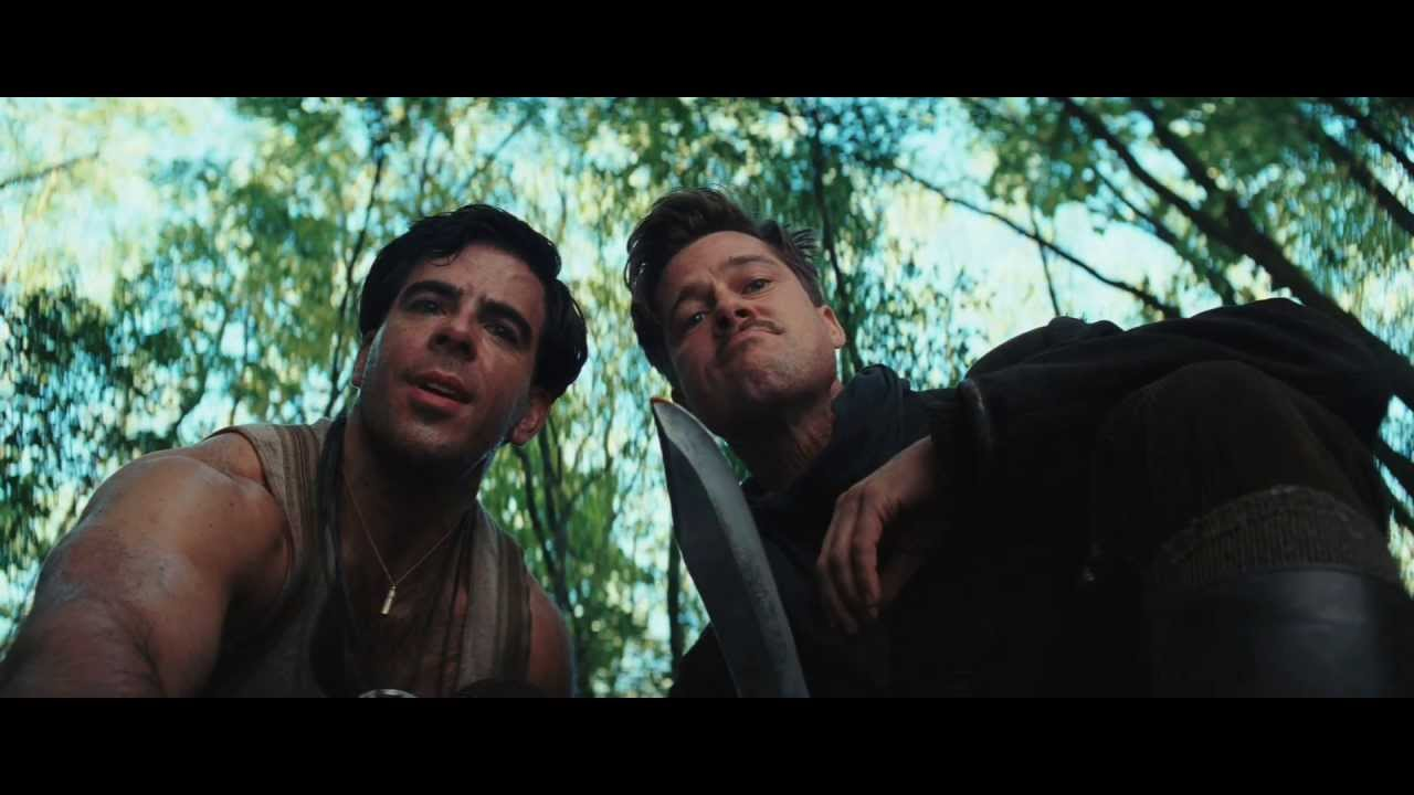 Inglourious Basterds - Official® Trailer [HD] - YouTube