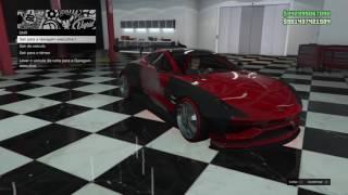 Grand Theft Auto V Online O Novo Carro Dewbauchee Specter Pers