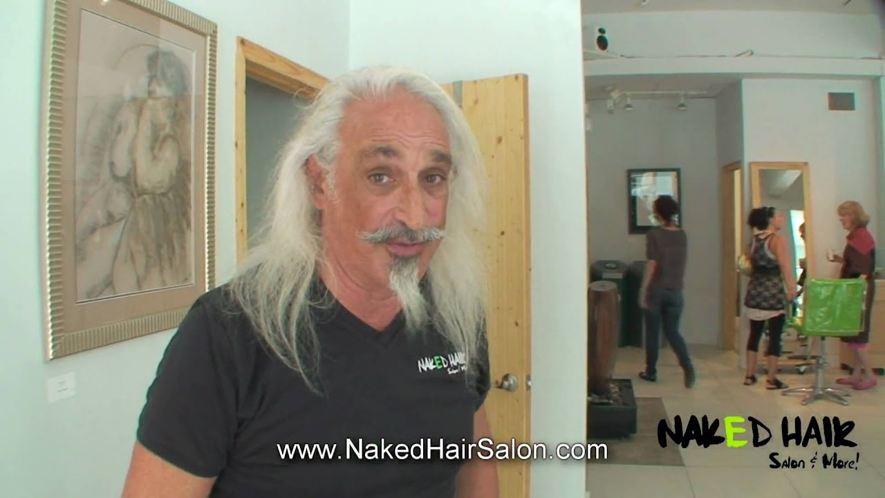 Superstar Nude Topless Hair Stylists Images