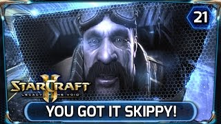 Starcraft 2 ► Legacy of the Void Cutscene - ...Skippy? (LOTV Campaign Walkthrough)