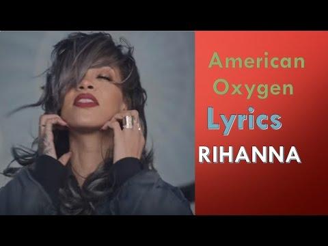 Rihanna   American Oxygen Lyrics