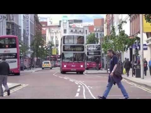 Belfast Buses Belfast Northern Ireland