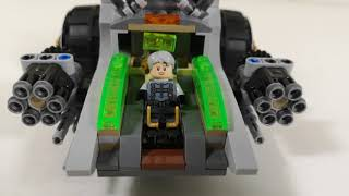 Gambar cover 'mission 588' lego moc by; Mr. Eagle