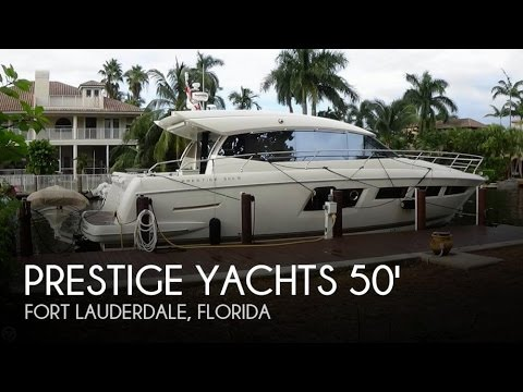 [UNAVAILABLE] Used 2012 Prestige Yachts 500S in Fort Lauderdale, Florida