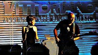 """Gambar cover Pippo Matino & Silvia Barba """"Bassvoice Project"""" - Roma Vittoriano  - """"Sarà"""" Pino Daniele"""