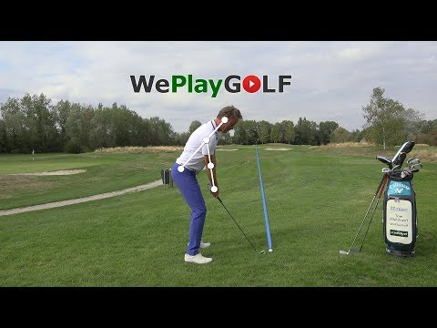 Golf instruction: Why is your practice swing better than your actual golf swing?
