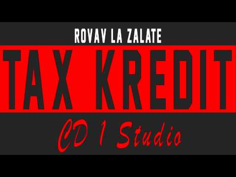 Tax Kredit Studio CD1 - Rovav La Zalate