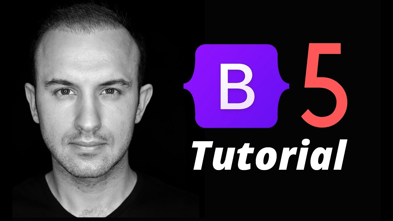 Bootstrap 5 Tutorial - Bootstrap 5 Crash Course for Beginners