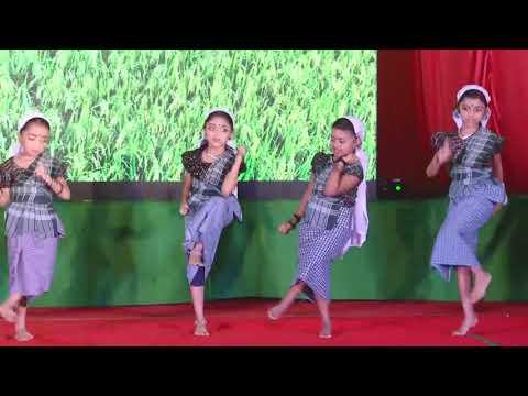 2 Folk dance Ponnaryan kathir