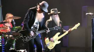 ZZ Top - Future Blues at Bluesfest 2011