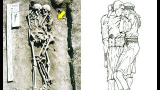 Woman Who Chose To Be Buried Alive With Her Husband Found Hugging With Him For 3000 Years In Grave