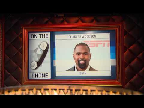 ESPN NFL Analyst Charles Woodson Reacts to Raiders Moving To Las Vegas - 3/28/17