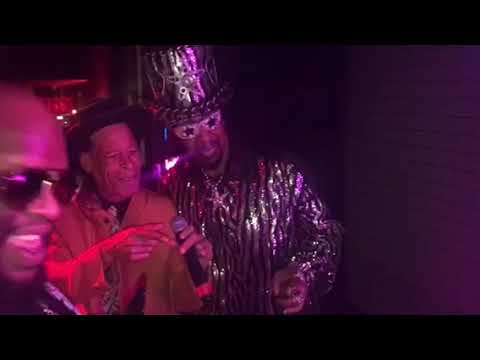 Bishop Magic Don Juan and Bootsy Collins Players Party 2018