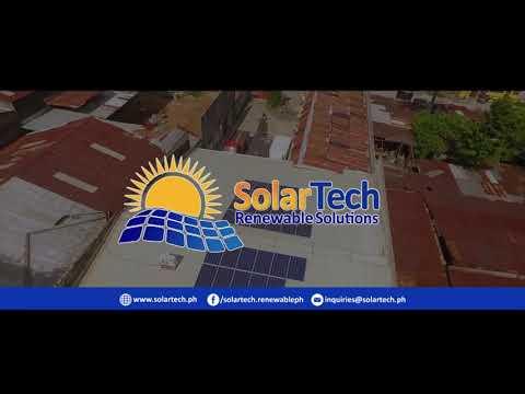 SolarTech Renewable Solutions Inc.