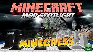 Minecraft Mods: Minechess (Ajedrez en Minecraft) [Forge][1.6.4]