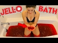 Huge jello bath challenge mp3