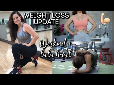 physique-update- -leg-workout- -my-workout-split- -lululemon-try-on-haul