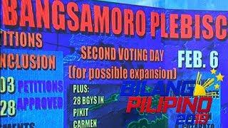 EXPLAINER | BANGSAMORO PLEBISCITE