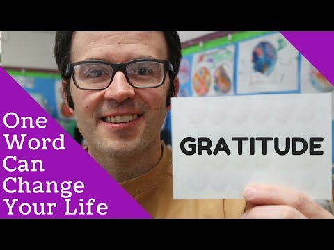 One Word Can Change The Lives of Your Students Mp3