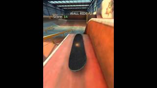 [True Skate]Challenge its not a glich nor a hack