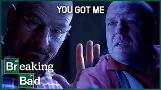 Hank and Walt #BreakingBad