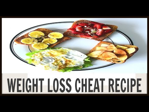 4 Healthy Sandwich / Toast Recipes For Weight Loss | Fat to Fab Suman