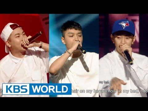 SimonD & Jay Park & Loco - Simon Dominic / My Last / I Like 2 Party [Yu Huiyeol's Sketchbook]